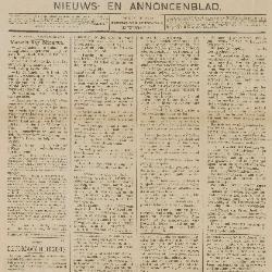 Gazette van Beveren-Waas 25/11/1894
