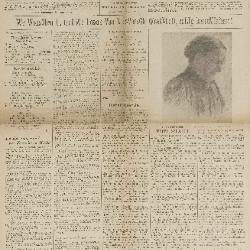 Gazette van Beveren-Waas 22/12/1912