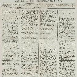 Gazette van Beveren-Waas 26/04/1891