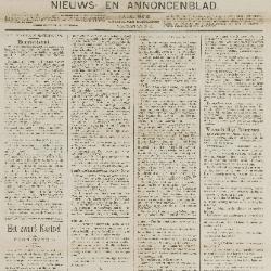 Gazette van Beveren-Waas 21/09/1890