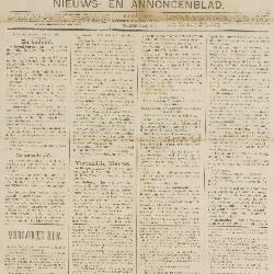 Gazette van Beveren-Waas 16/06/1895