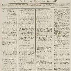 Gazette van Beveren-Waas 15/05/1898
