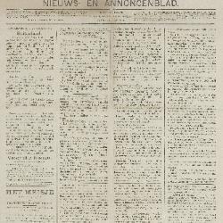 Gazette van Beveren-Waas 18/09/1892