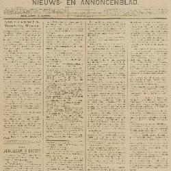 Gazette van Beveren-Waas 30/09/1894