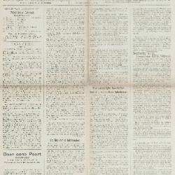 Gazette van Beveren-Waas 14/02/1909