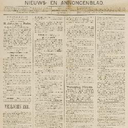 Gazette van Beveren-Waas 14/07/1895