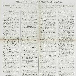 Gazette van Beveren-Waas 19/11/1905