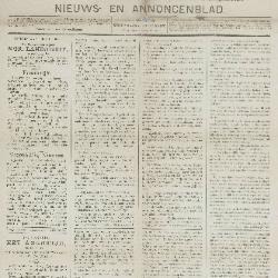 Gazette van Beveren-Waas 14/07/1889