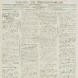 Gazette van Beveren-Waas 26/11/1893