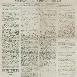 Gazette van Beveren-Waas 19/12/1886