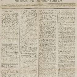 Gazette van Beveren-Waas 22/02/1891