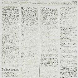 Gazette van Beveren-Waas 23/04/1899