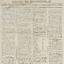 Gazette van Beveren-Waas 15/10/1893