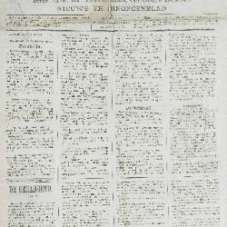 Gazette van Beveren-Waas 09/11/1884