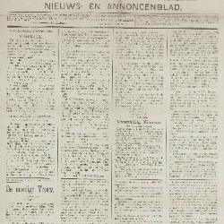 Gazette van Beveren-Waas 13/10/1889