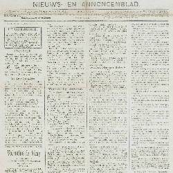 Gazette van Beveren-Waas 17/03/1889