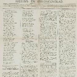 Gazette van Beveren-Waas 28/06/1891
