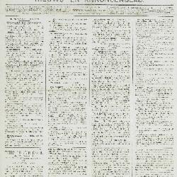 Gazette van Beveren-Waas 18/06/1899