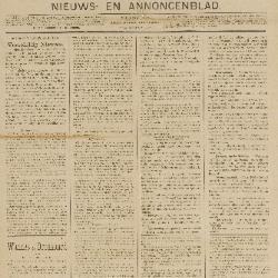 Gazette van Beveren-Waas 26/04/1896
