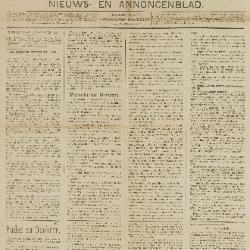 Gazette van Beveren-Waas 21/11/1897