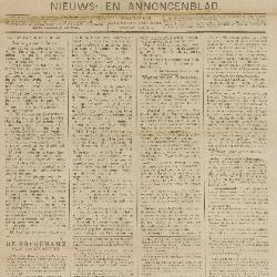 Gazette van Beveren-Waas 20/02/1898