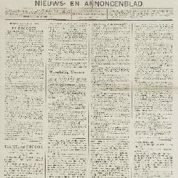 Gazette van Beveren-Waas 21/05/1893