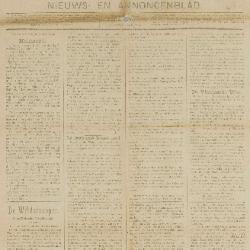 Gazette van Beveren-Waas 24/04/1898