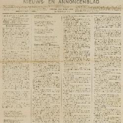 Gazette van Beveren-Waas 28/11/1897