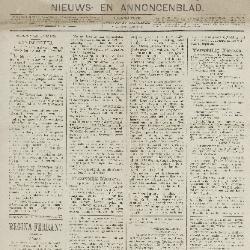 Gazette van Beveren-Waas 31/07/1892