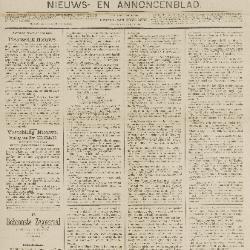 Gazette van Beveren-Waas 11/05/1890