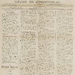 Gazette van Beveren-Waas 27/04/1890