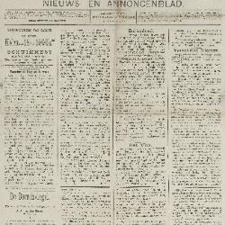 Gazette van Beveren-Waas 31/01/1892