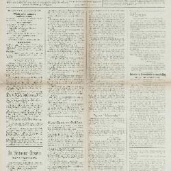 Gazette van Beveren-Waas 29/11/1908