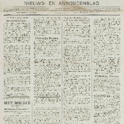 Gazette van Beveren-Waas 23/10/1892