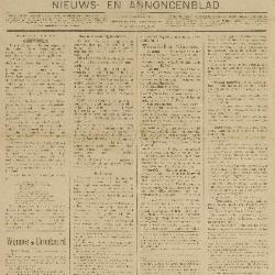 Gazette van Beveren-Waas 26/07/1896