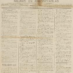 Gazette van Beveren-Waas 21/07/1895