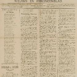 Gazette van Beveren-Waas 30/12/1894