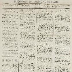 Gazette van Beveren-Waas 29/07/1894