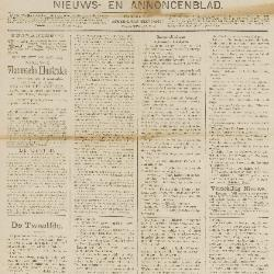 Gazette van Beveren-Waas 24/11/1895