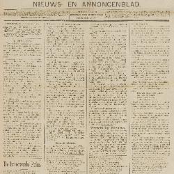Gazette van Beveren-Waas 23/12/1894