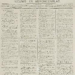 Gazette van Beveren-Waas 16/04/1893