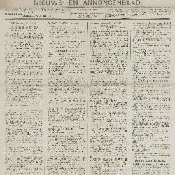 Gazette van Beveren-Waas 26/06/1892