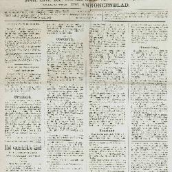 Gazette van Beveren-Waas 21/12/1884