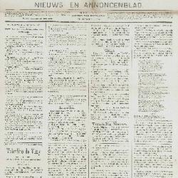 Gazette van Beveren-Waas 03/02/1889
