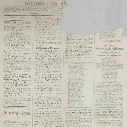 Gazette van Beveren-Waas 25/08/1889