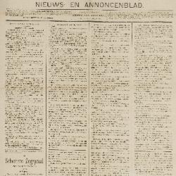 Gazette van Beveren-Waas 20/04/1890