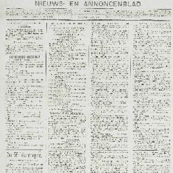 Gazette van Beveren-Waas 27/11/1898