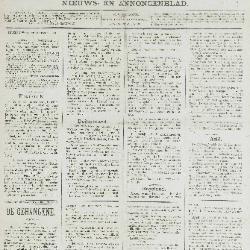 Gazette van Beveren-Waas 23/11/1884