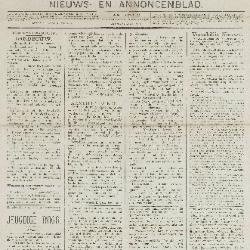 Gazette van Beveren-Waas 30/08/1891