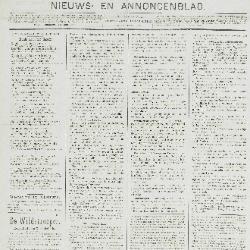Gazette van Beveren-Waas 28/08/1898